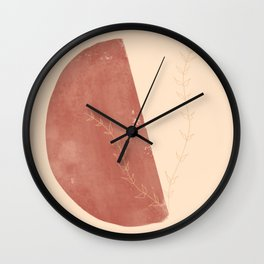 Semi Growth Wall Clock