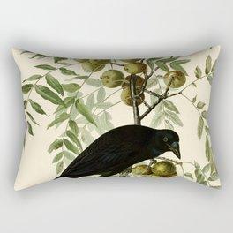 American Crow Rectangular Pillow