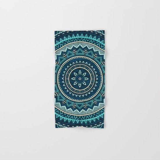 Hippie Mandala 16 Hand & Bath Towel