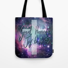Heaven's Joy Tote Bag