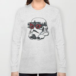 Stormtrooper Eyetest Long Sleeve T-shirt