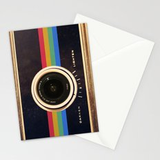 Modern Vintage inspired Camera! Stationery Cards