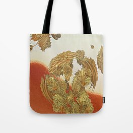 Spikey the hybrid cactus Tote Bag