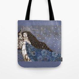 Schneewittchen-The Queen's Wish Tote Bag
