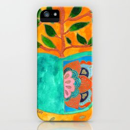 Fruit of Heart's Labour iPhone Case