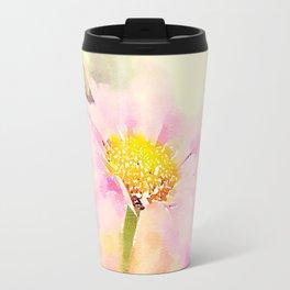 Pink 1 Travel Mug