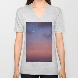 wonderful world Unisex V-Neck