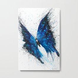 Butterfly Tropics Metal Print