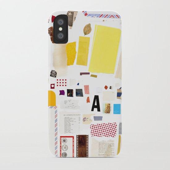 Hunter Gatherer iPhone Case