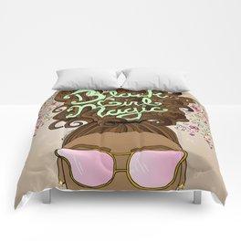 Black Girl Magic Comforters