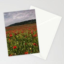 Boxley Poppy Fields Stationery Cards