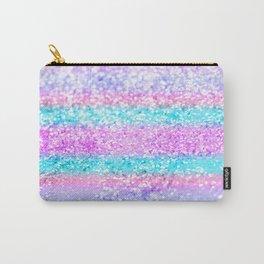 Unicorn Girls Glitter #15 #shiny #decor #art #society6 Carry-All Pouch