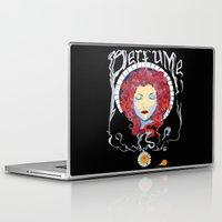 perfume Laptop & iPad Skins featuring Perfume by Paul Bridgeman
