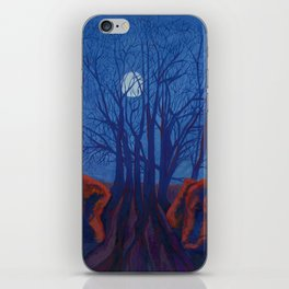 Adam & Eve - Avebury, Wiltshire, England iPhone Skin