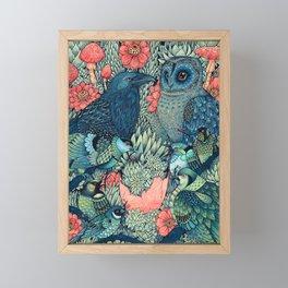 Cosmic Egg Framed Mini Art Print