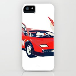 Lambert iPhone Case