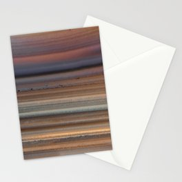 Back Lit Agate Stationery Cards