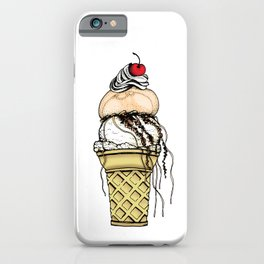 Flavor of the day: Cnidarian | COLOR iPhone Case