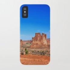 Monument, Utah iPhone X Slim Case