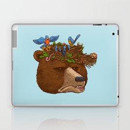 Mr Bear's Nature Hat 2017 Laptop & iPad Skin
