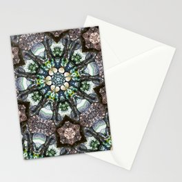 Magnolia Cathedral Window Stationery Cards