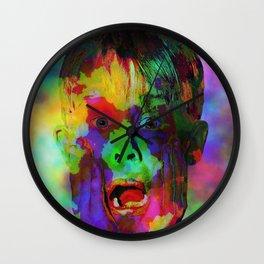 Kevin! Wall Clock
