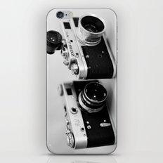 Classic Cameras iPhone & iPod Skin