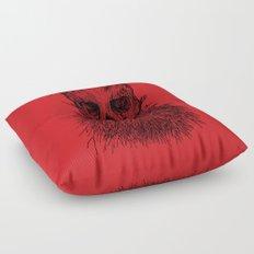The Lumbermancer Floor Pillow