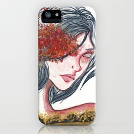 Searing iPhone Case