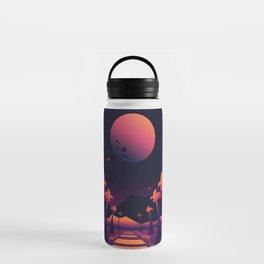 Road Summer Water Bottle