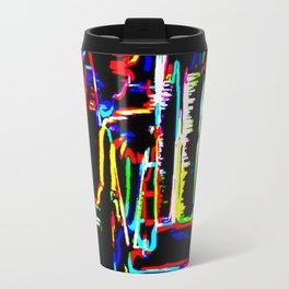 The Wired City Travel Mug