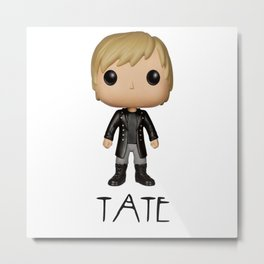 TATE LANGDON POP! Metal Print