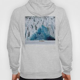 Ride to the Alaskan Glacier Hoody