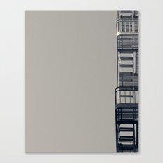 Exit Calls Canvas Print