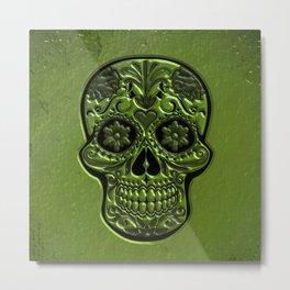 Skull20151202 Metal Print