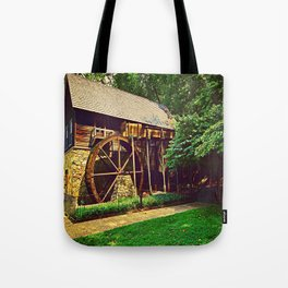 Gristmill - Charlottesville, Virginia Tote Bag