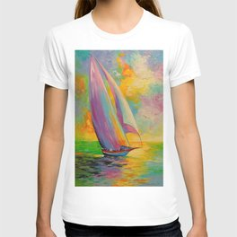 A fresh breeze T-shirt