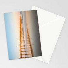 Pier Reflection Stationery Cards