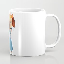 Queen D Coffee Mug
