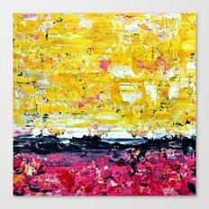 Color Combo #1 Canvas Print