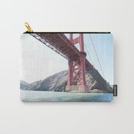 Summer in California - Golden Gate Bridge  Carry-All Pouch