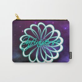 Kristy Nicolle Fantasy Infiniverse Logo Carry-All Pouch
