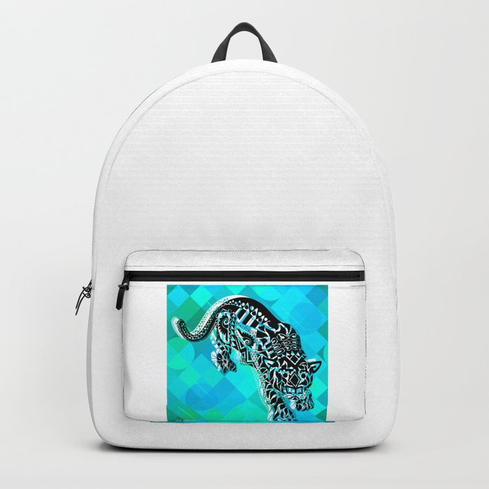 Cougar from the blue Sky ecopop Rucksack