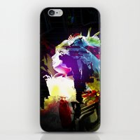 philosophy iPhone & iPod Skins featuring Philosophy of Adoration by DJ Carey