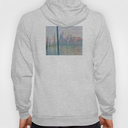Claude Monet - Le Grand Canal Hoody