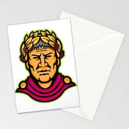 Gaius Julius Caesar Mascot Stationery Cards