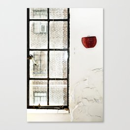Still Life on the Wall Canvas Print