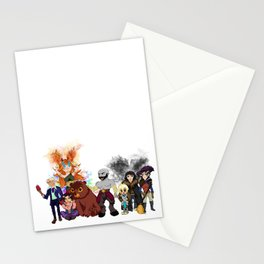 Vox Machina, Critical Role Colour Art Stationery Cards