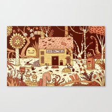 Eureka Factory Canvas Print