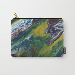 View From Space Carry-All Pouch